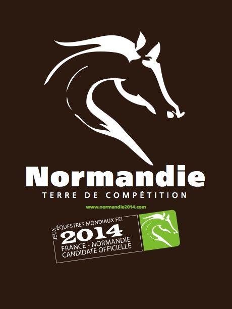 la Normandie organisera les Jeux Equestres Mondiaux en 2014