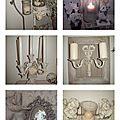 bougies, bougeoirs, candélabres, chandeliers,photophores & co ...(2)