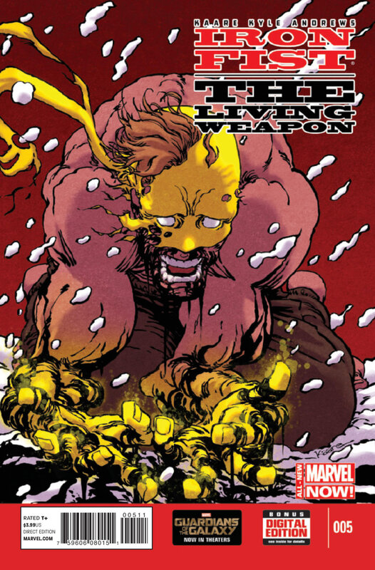 iron fist the living weapon 05