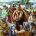 Les osages et les missionnaires français