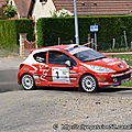 2011 : Rallye du Val d'Orain ES 7