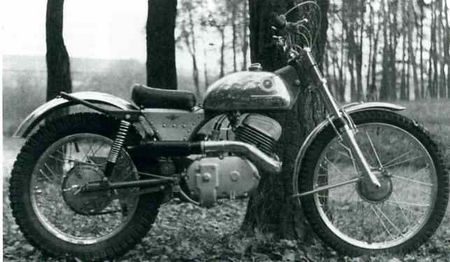 Trial250cc