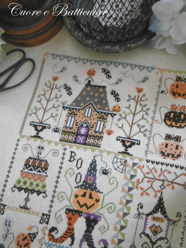 halloween in quilt 3