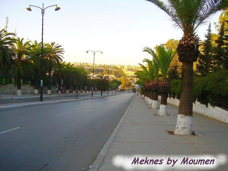 Bd Mly Ismail 2 Meknes