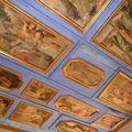 Peintures de la chambre du Roi