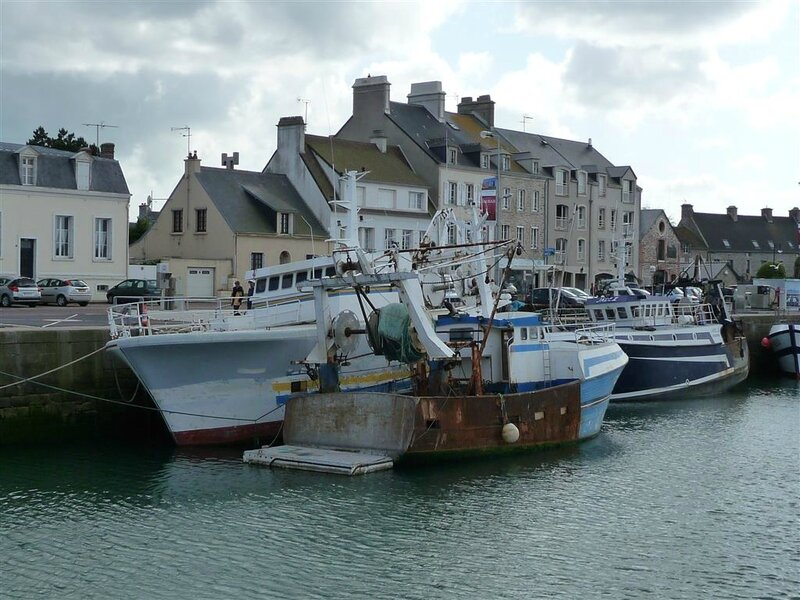 St Vaast la Hougue