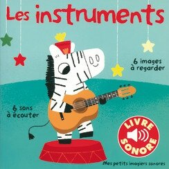 Mes petits imagiers sonores - Gallimard Jeunesse