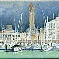 Mai 2016 quais du Havre