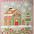 Sal santa's village: étape n°10 gingerbread emporium