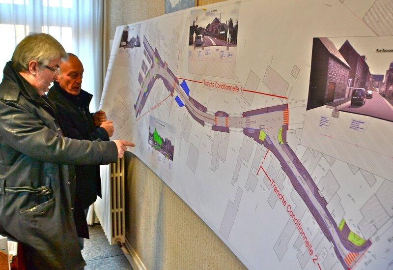 ORIGNY TRAVAUX 2012 plan
