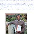 On nous communique l'édition d'un dictionnaire de l'ethnologie malgache par jean paul alain professeur en alsace