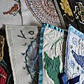Le patch' du festival textile(s) 2015 sera exposé à l'aef