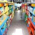 Un bibliobus pour la promotion de la lecture à korhogo