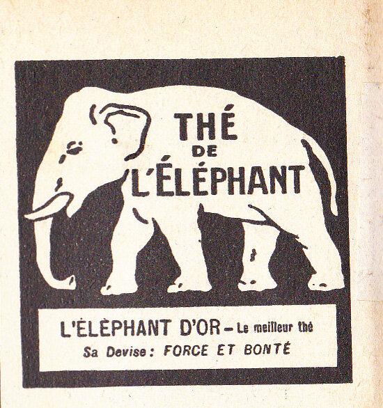 Pub thé de l'Eléphant