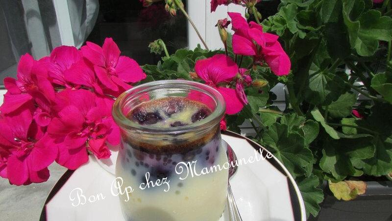 Oeufs au lait aux myrtilles 023-
