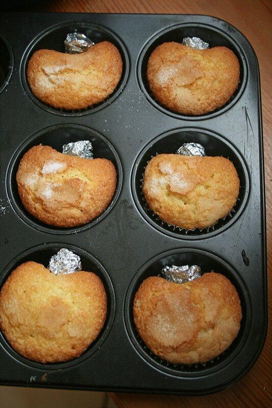 Comment avoir des muffins coeur sans moule 2