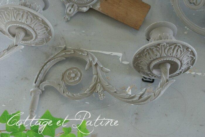 Formation professionnelle Cottage et Patine à l'atelier (68)
