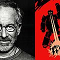 Robopocalypse ! le nouveau film de science-fiction de steven spielberg !