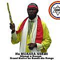 Kongo dieto 3152 : le grand maitre muanda nsemi prodigue ses sages conseils a l'amerique, a l'europe et a la race bantu ...
