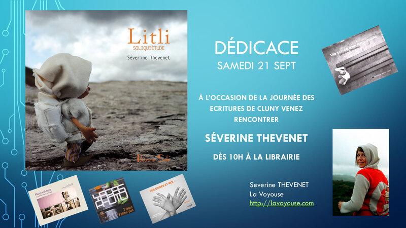 SEVERINE THEVENET