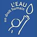 L'eau et l'assainissement sont un droit humain! participez à l'initiative citoyenne européenne.