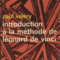 Introduction à la méthode de léonard de vinci, paul valéry
