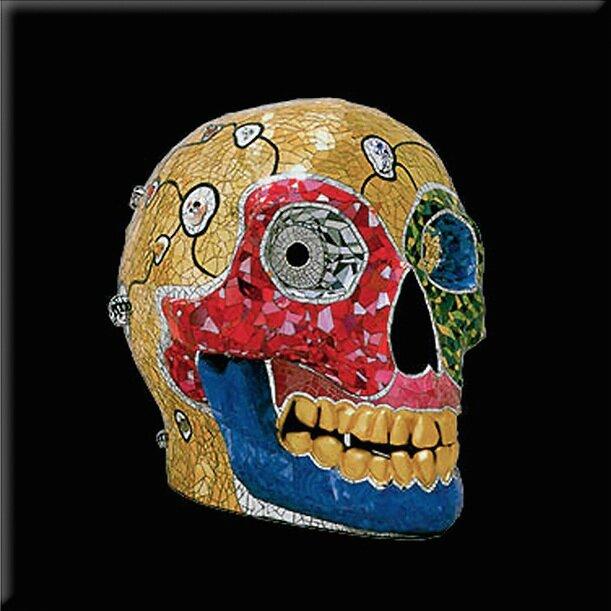 niki de saint phalle la cabeza 1