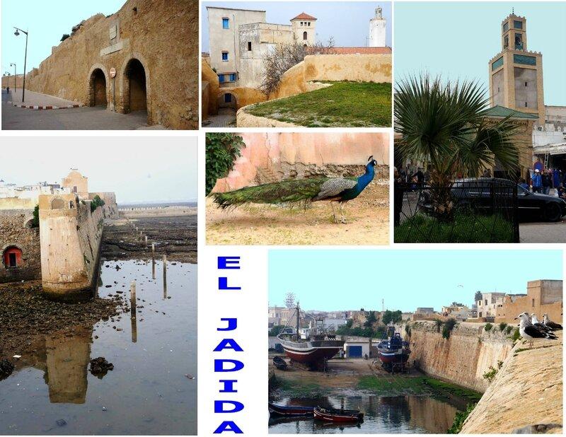remparts El Jadida
