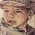 Garçon au chapeau