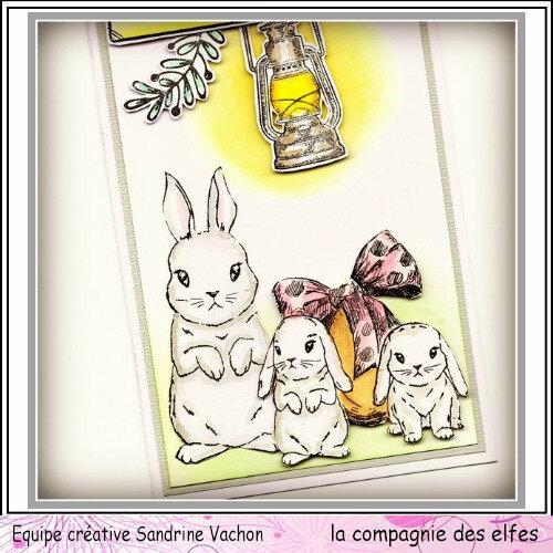 Carte Pâques longue 3 lapins DT LCDE (3)