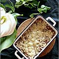 Gratin de quinoa & d'endives au jambon