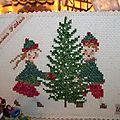 Carte pour Paulette Noël 2011