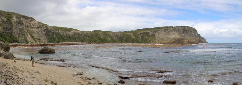 IMG_7325 panoramique falaise algues 3