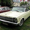 Ford galaxie 500 convertible-1966