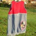 2012 enfant, KIM & LILAS, Petit Chaperon Rouge