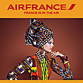 Nouveau visuel air france #franceisintheair