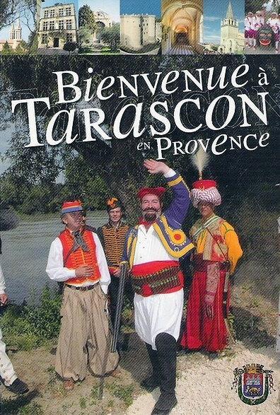 carte postale gratuite de Tarascon
