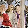 Trio de l'amovrevx : iconographie renaissance