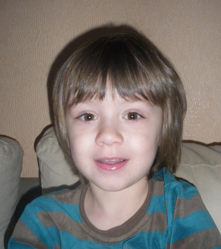 Georges 4 ans