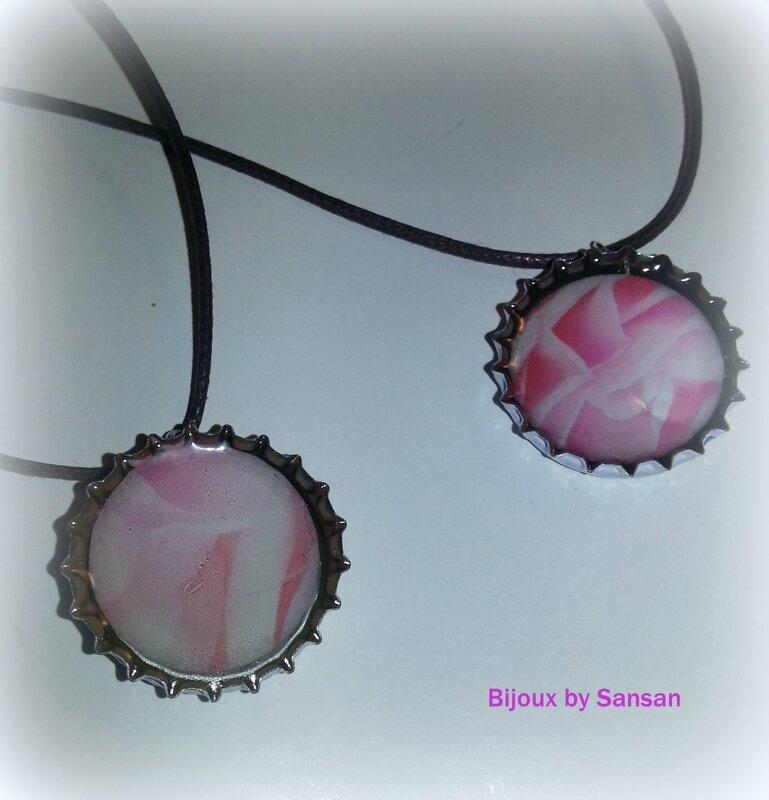 capules roses