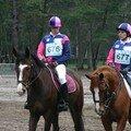 Hugo & usidore - Fontainebleau 2006
