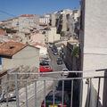 Vue de la Rue Charras