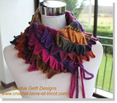 funny scales neckwarmer 1