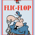 Flic-flop, le livre...