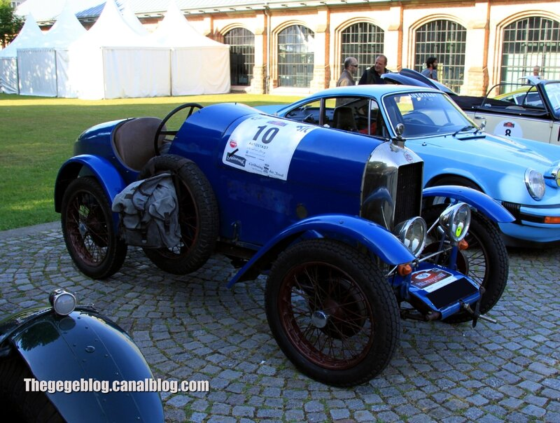Rally type AZ de 1924 (Paul Pietsch Classic 2014) 01