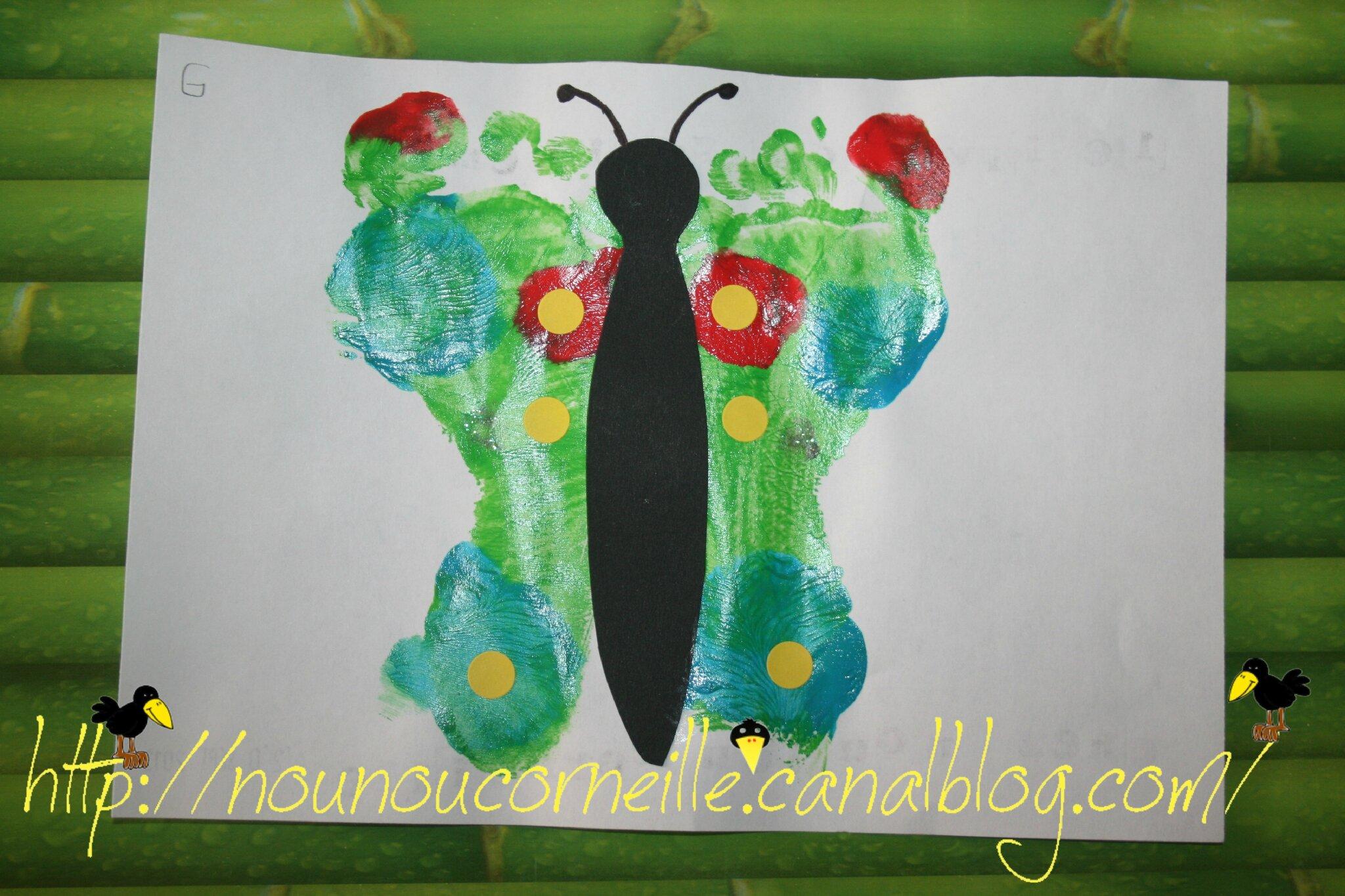 Le papillon de Guilhem
