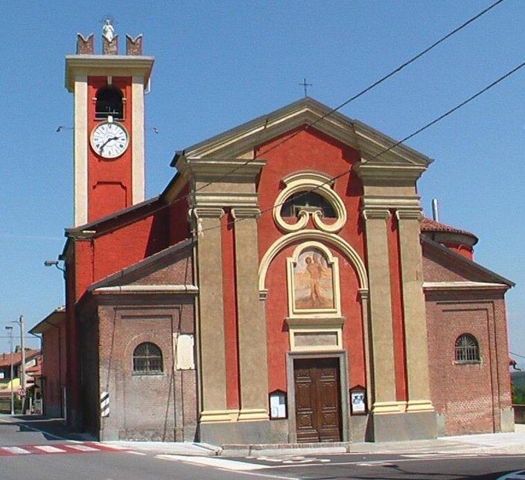 FOSSANO (église)