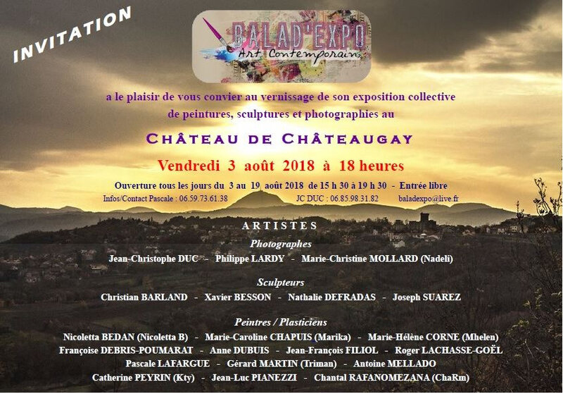 2018 Chateaugay