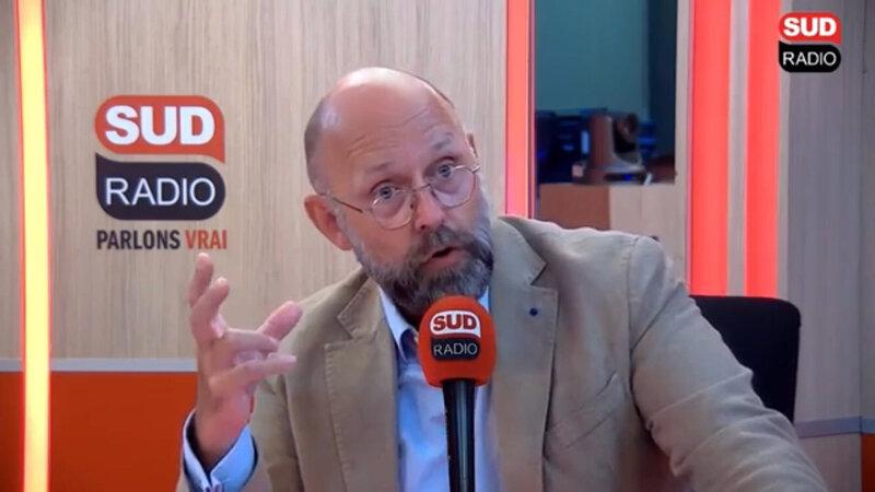 Frederic Fougerat - Sud Radio
