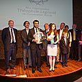 Règlement du prix international théophile legrand de l'innovation textile 2012